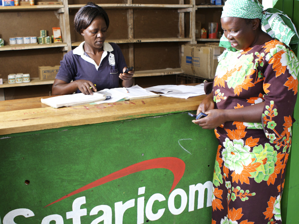 The search for inclusion in Kenya's financial landscape: The rift revealed