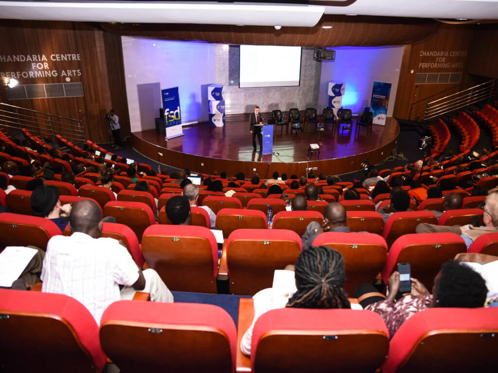 The 2019 FSD Kenya public annual lecture