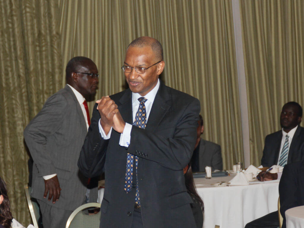 CBK Governor's speech at 2015 FinAccess geospatial launch