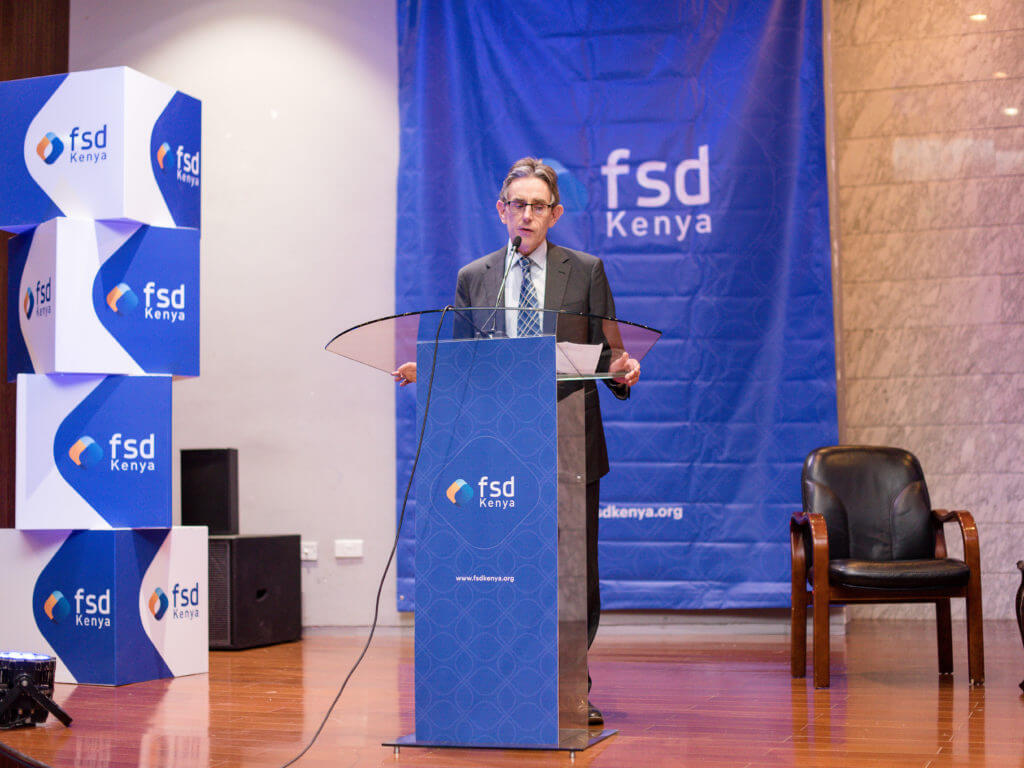 The annual FSD Kenya lectures on financial inclusion