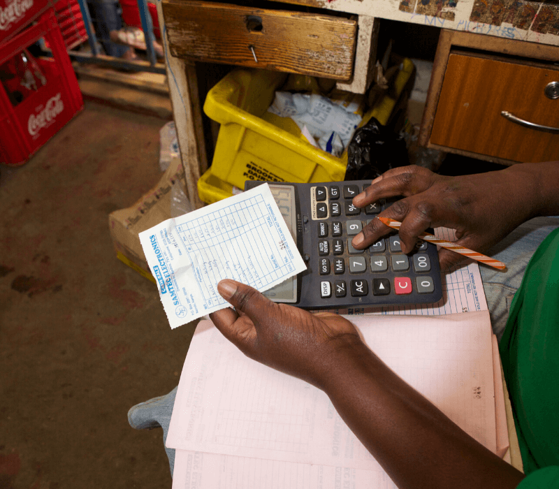 Financially underserved Kenyans and their market potential: A segmentation study