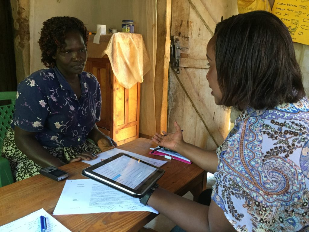 Kenya Financial Diaries Datasets User Guide