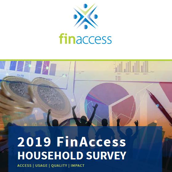 The 2019 FinAccess household survey