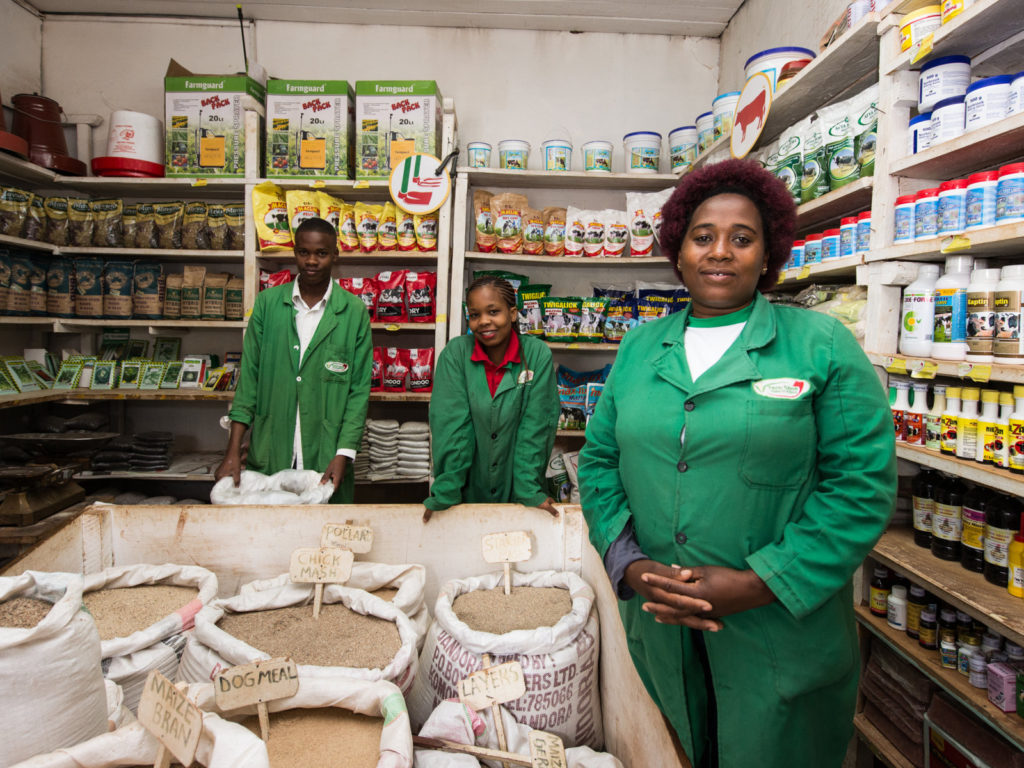 Leveraging Kenya's informal sector for growth