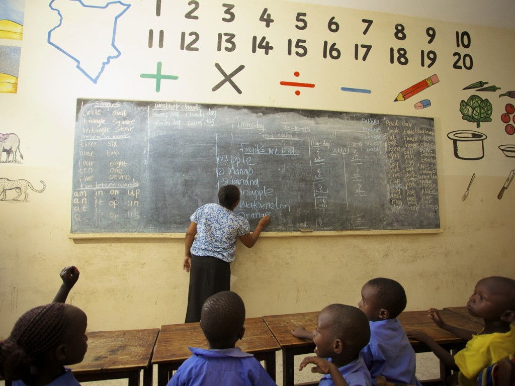 What solutions would make a difference in education finance?