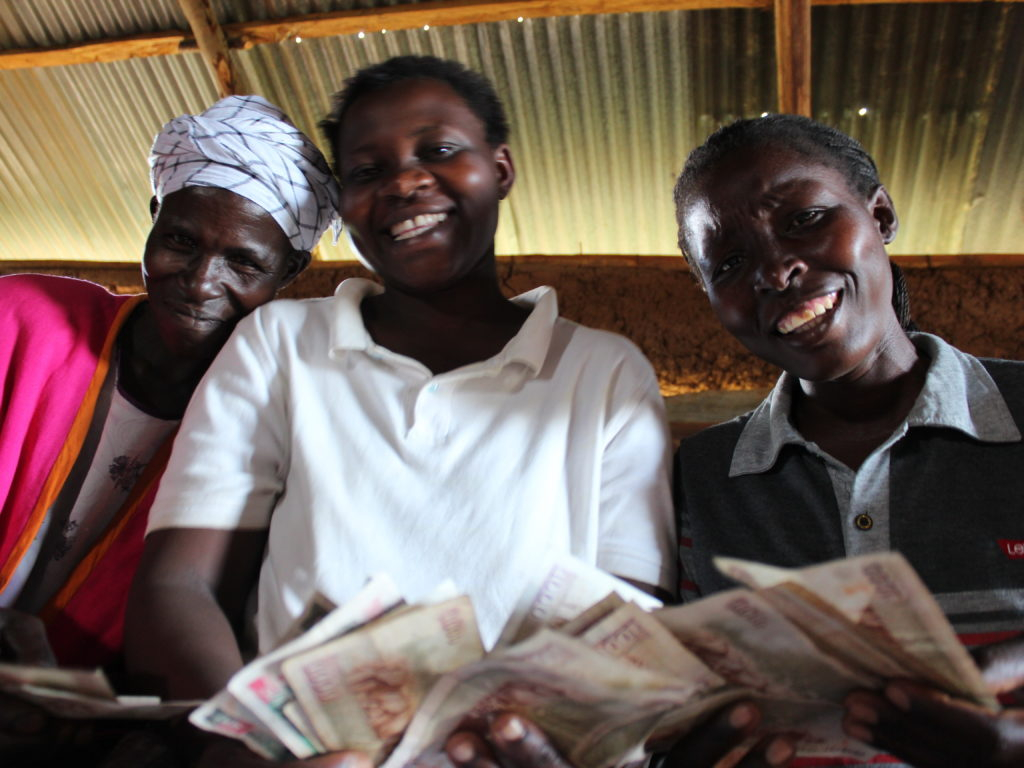 Saving for change: Financial inclusion and resilience for the world's poorest people