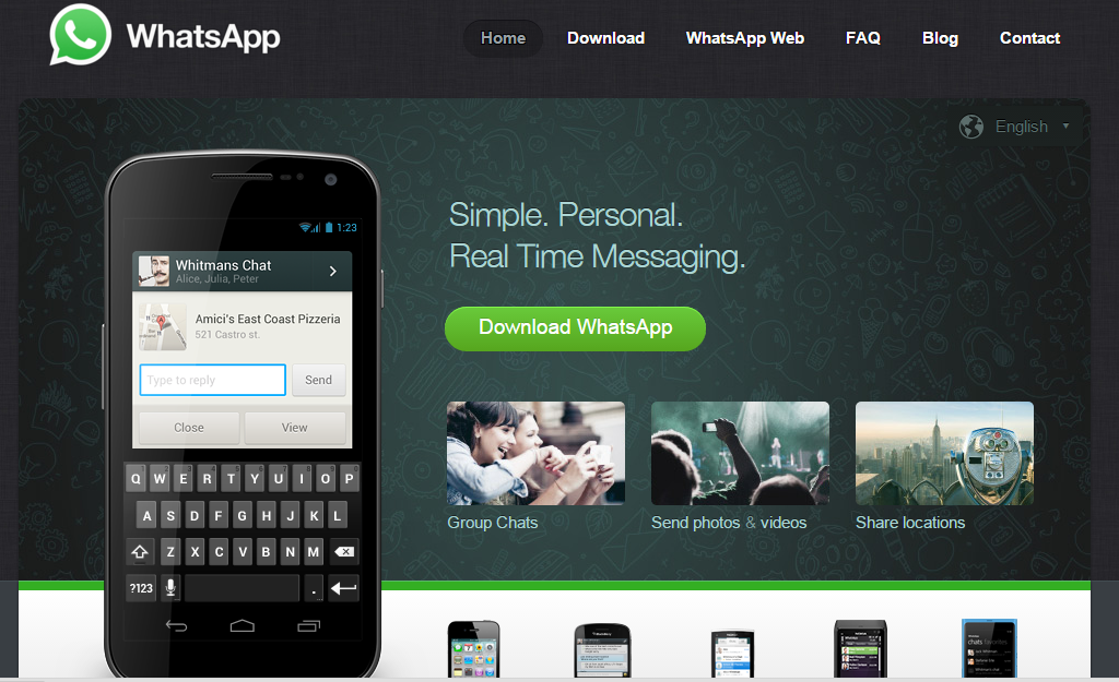 The potential of instant messaging (IM) apps to enhance financial services