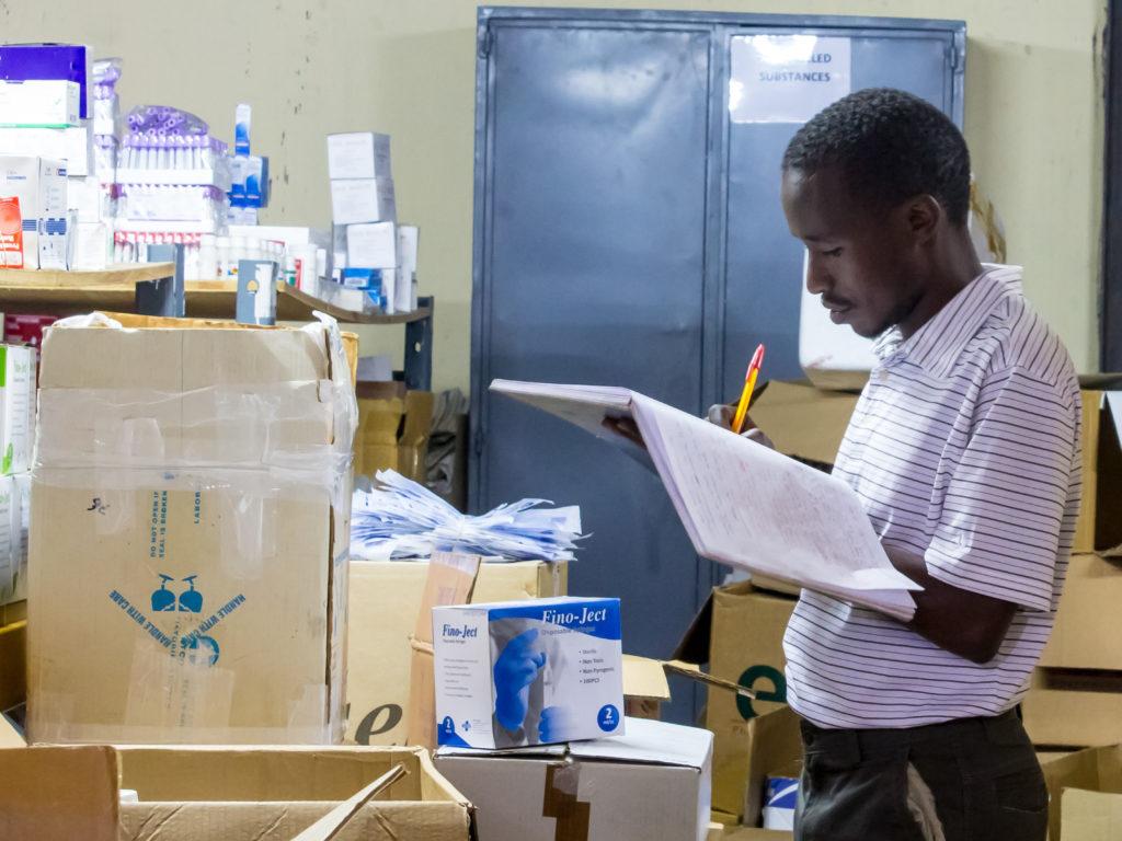 Diagnostic checklist for SME benchmarking