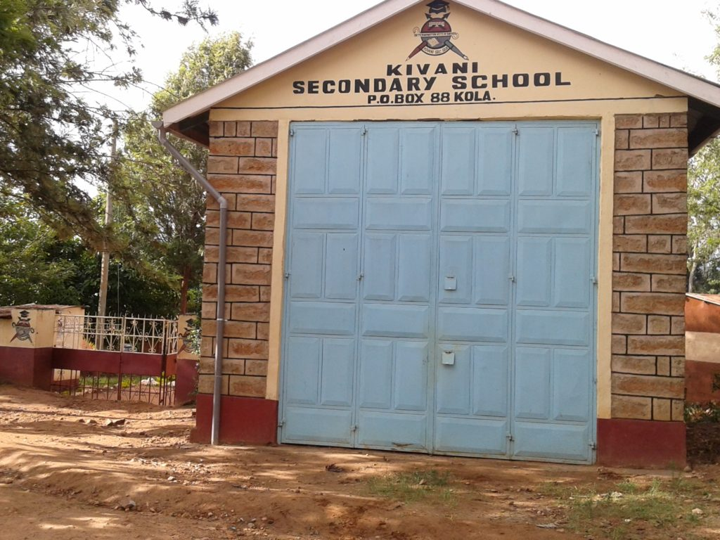 The unusual dynamics of school fee payment (or non-payment) in a Kenyan school