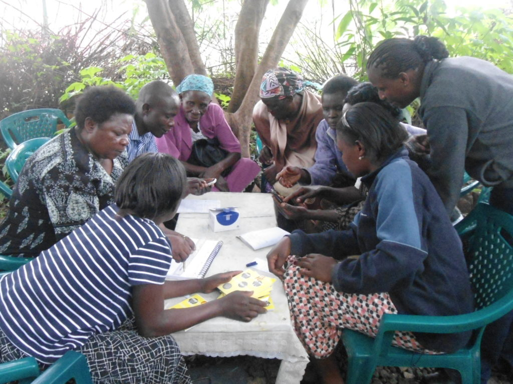 An ethnographic study of local institutionalisation of savings groups in Malanga, Coast region