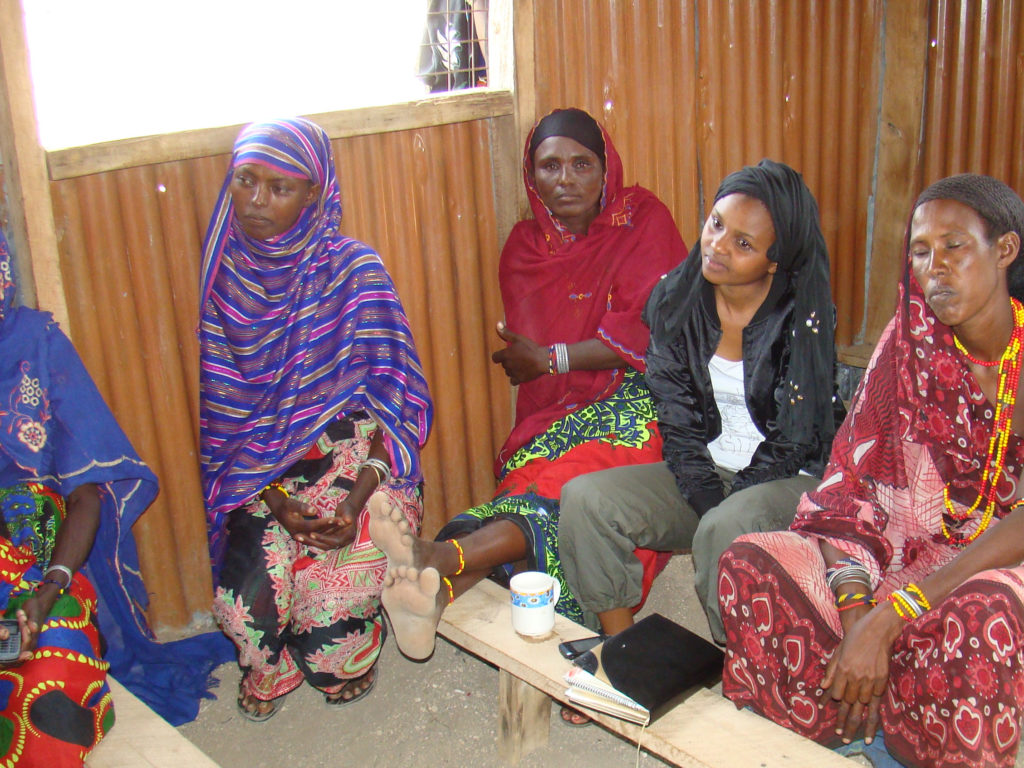 Brief: Impact evaluation of FSD Kenya's savings group project