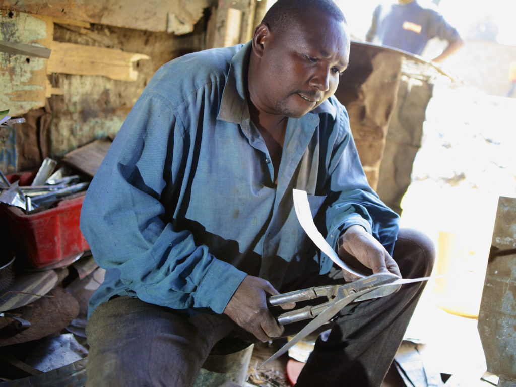 Set sights on informal sector recovery