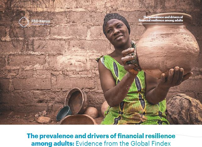 The prevalence and drivers of financial resilience among adults: Evidence from the Global Findex