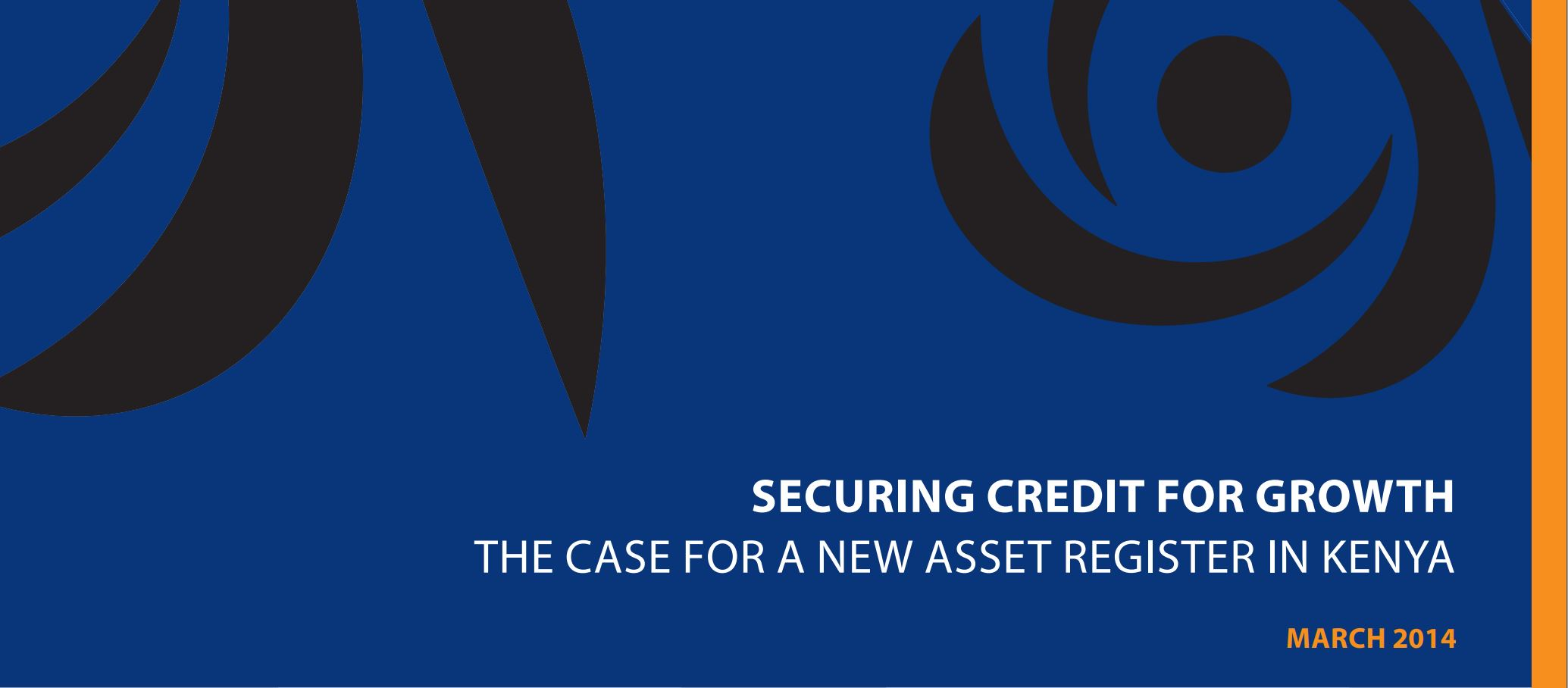Securing credit for growth: The case for a new asset register in Kenya