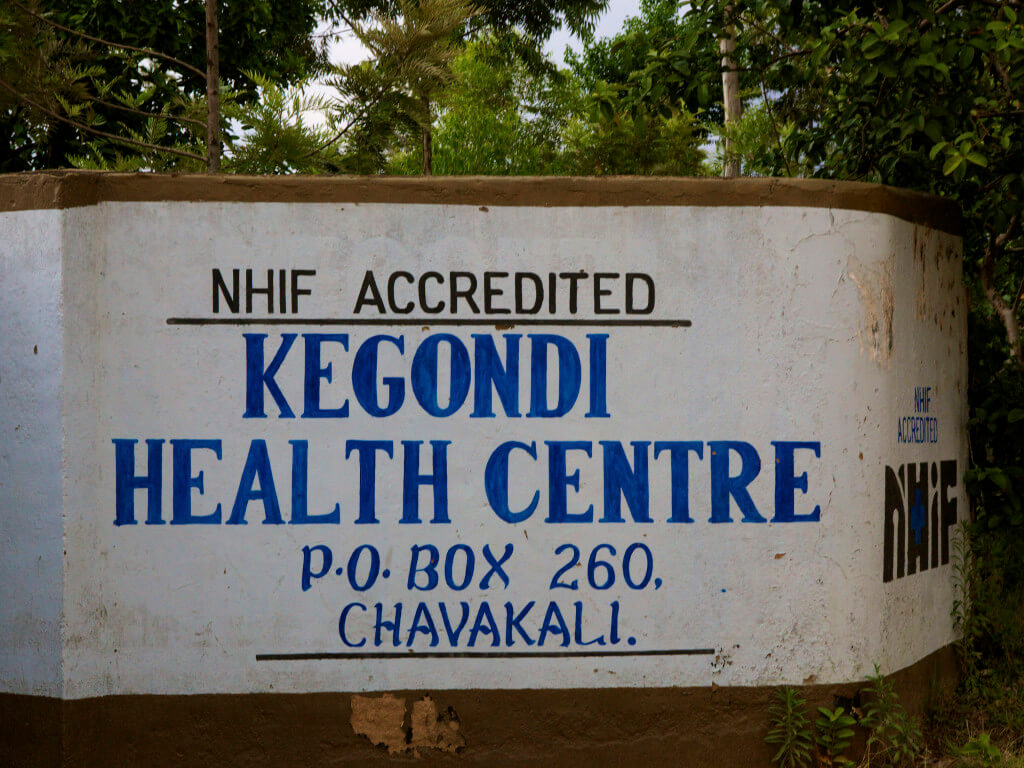 Kenya household health expenditure and utilization survey (KHHEUS)