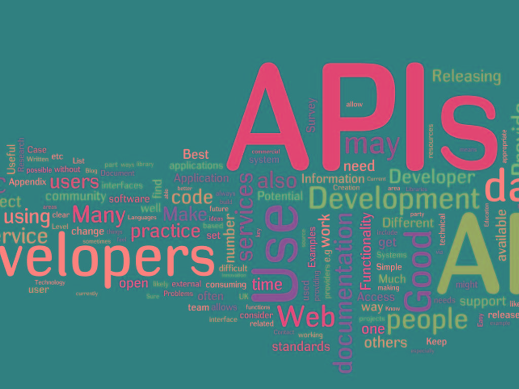 Implications, insights and guidance on use of Open Application Programming Interfaces (APIs) by financial services providers in emerging economies