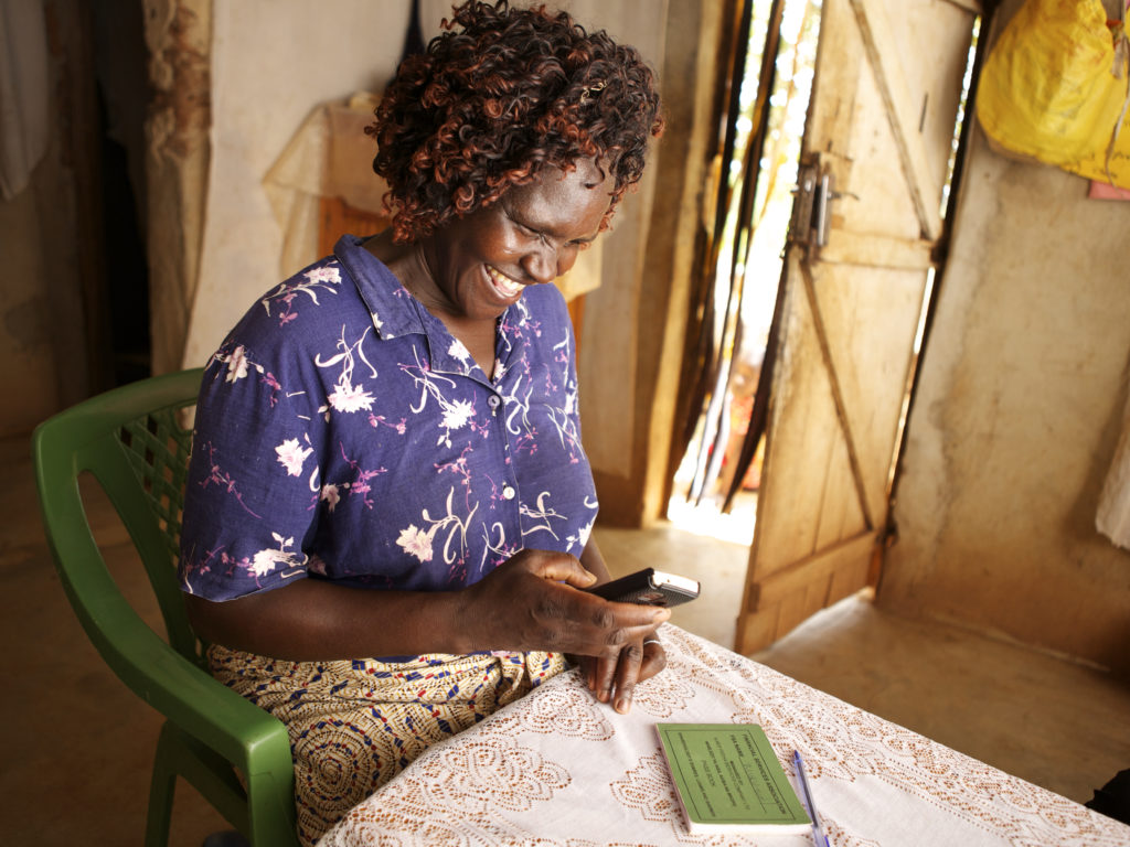 Women, men and youth and the adoption of mobile money in Kenya