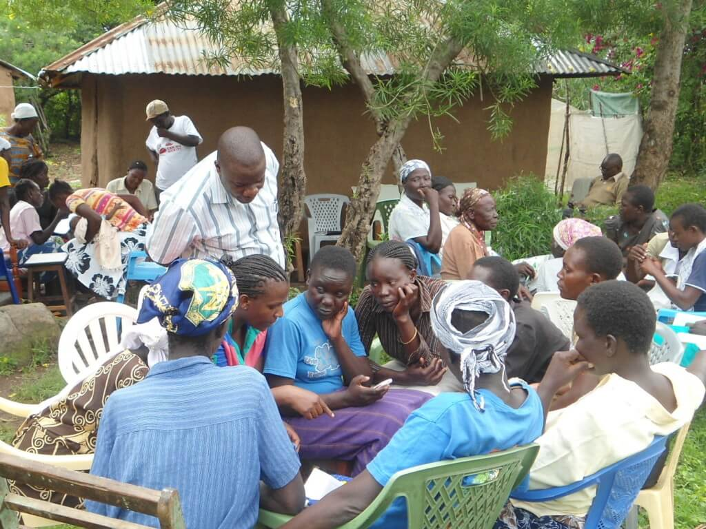Reaching rural Kenya with group savings and loan associations