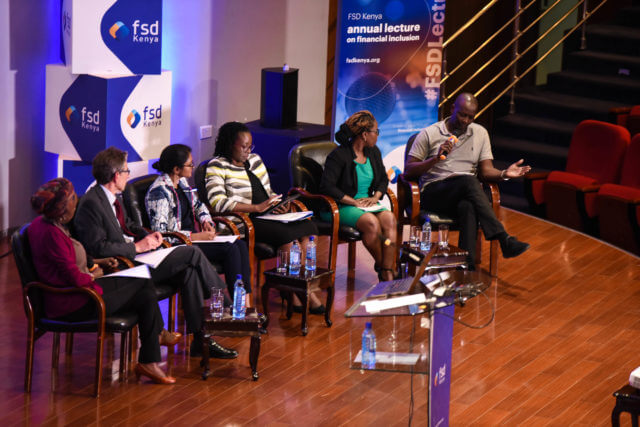Gallery: The 2019 FSD Kenya annual lecture in pictures