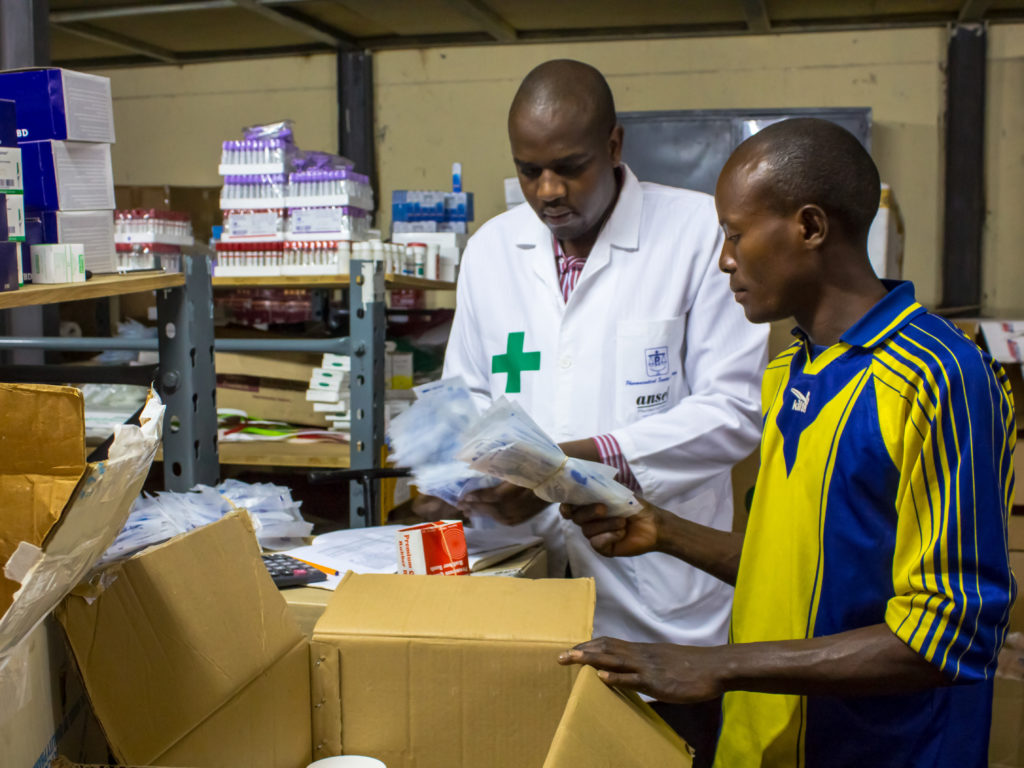 What we learned from providing unsecured trade credit to small rural pharmacies
