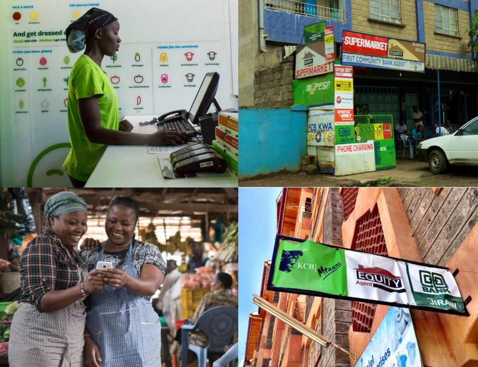 How COVID-19 has affected digital payments to merchants in Kenya