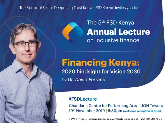 Kenya's economic structure: What's the optimal role of finance?