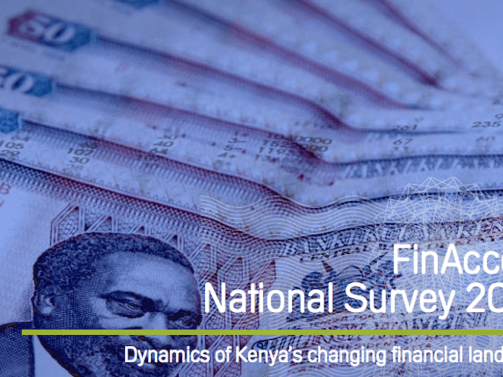 FinAccess National Survey 2009: Dynamics of Kenya's changing financial landscape