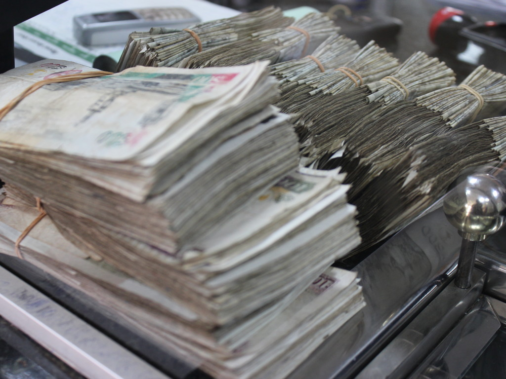 Time for cash to cash out? Scoping Kenya's path to a cash-lite society