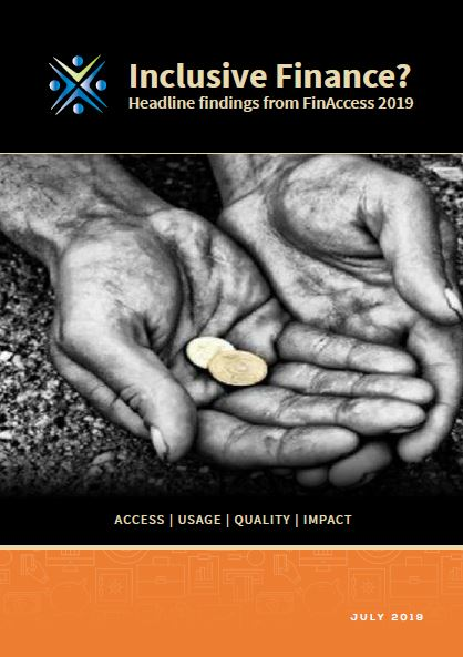 Inclusive Finance? Headline findings from FinAccess 2019