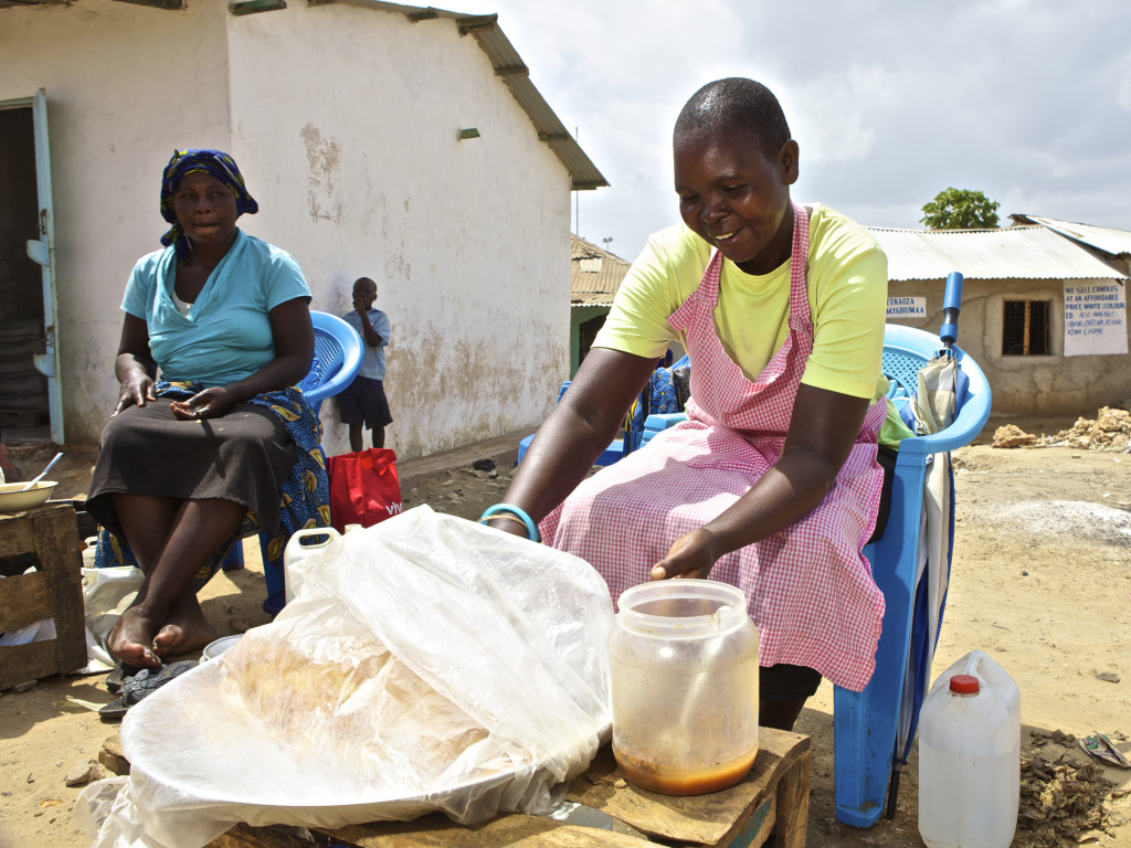 Are informal enterprises a drag on productivity in Kenya?