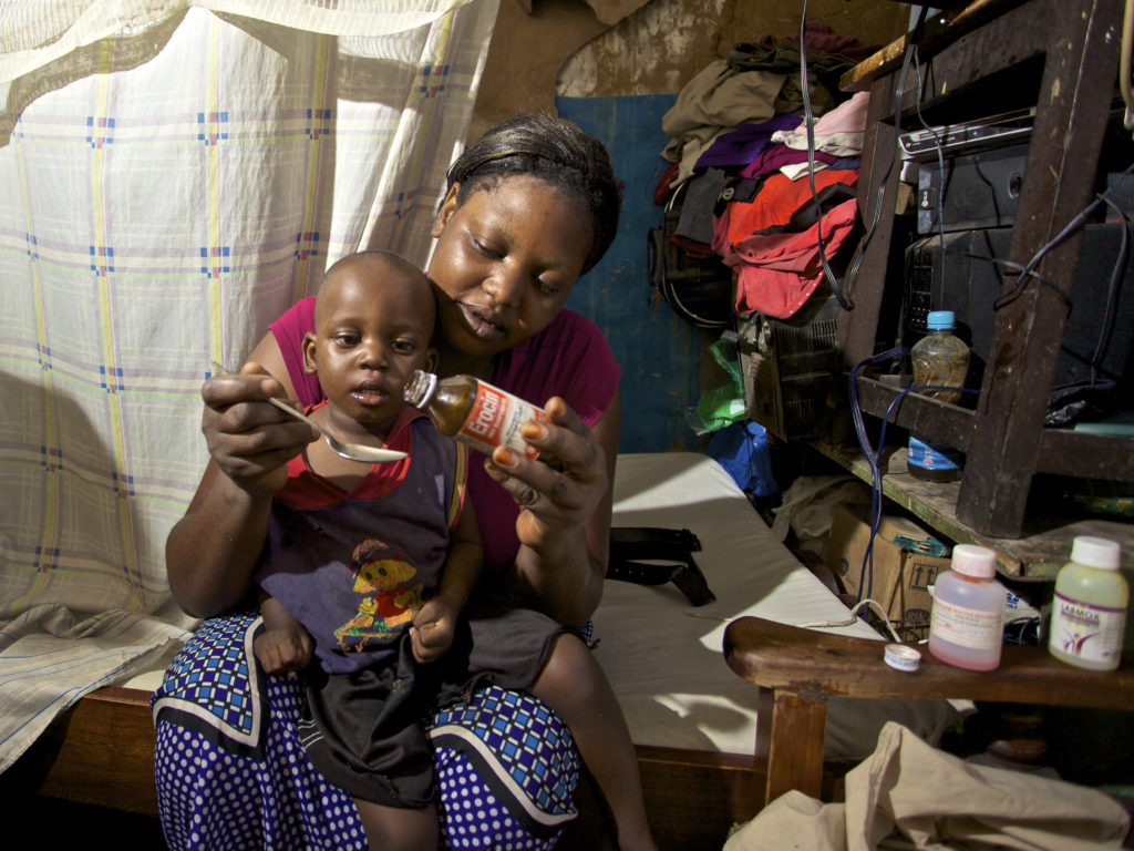 Struggling to thrive: How Kenya's low-income families (try to) pay for healthcare