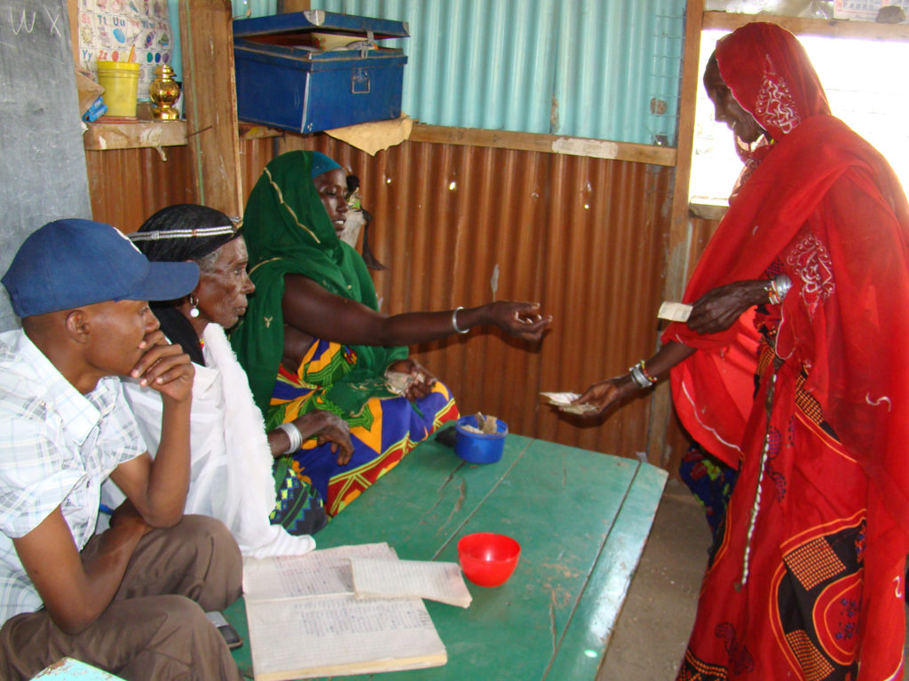 Impact evaluation of FSD Kenya's savings groups project