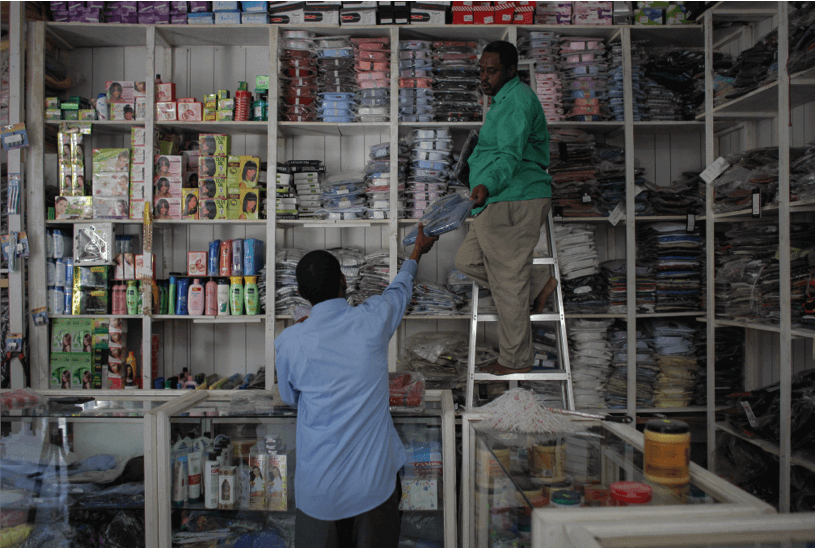 The supply and demand for SME finance in Kenya