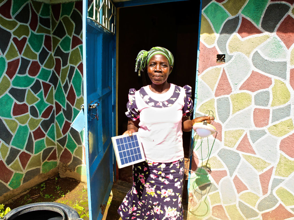 Beyond the pricetag: The real benefits of off-grid solar