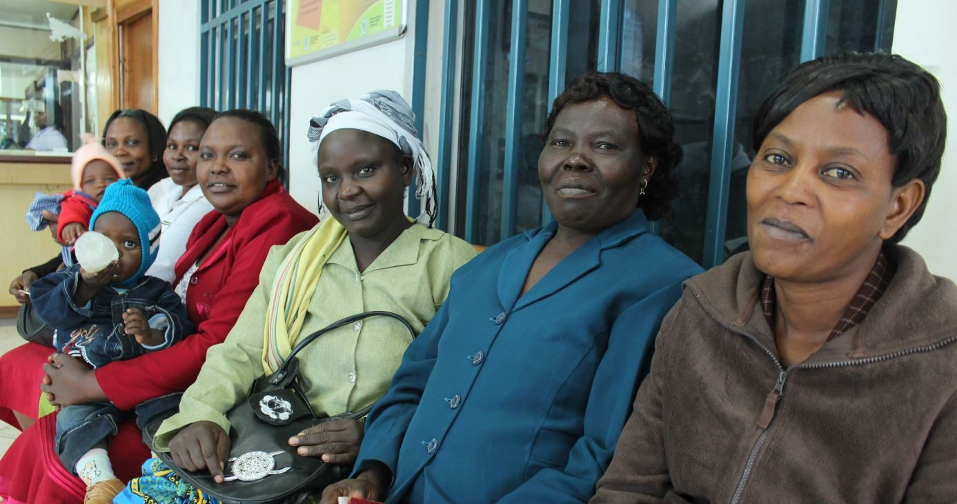 How can Digital Financial Services better serve women in Kenya?
